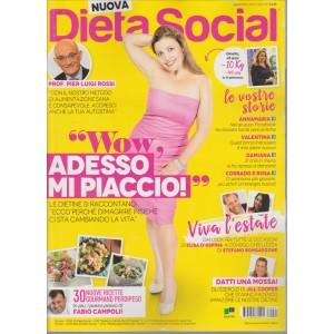 Dieta SOCIAL mensile nr. 01 Agosto 2016