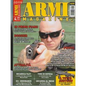 ARMI MAGAZINE mensile n. 8 Agosto 2016
