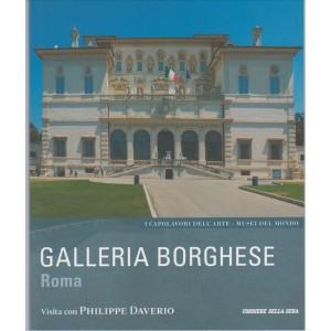 Galleria  Borghese ROMA VISITA c/PHIL.DAVERIO. I MUSEI DEL MONDO