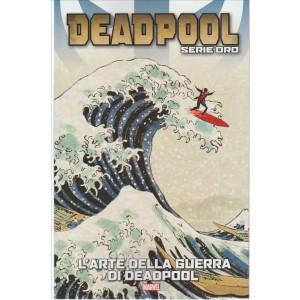 """DEADPOOL Serie oro vol.22 """"L'arte della guerra di Deadpool"""" by Tuttosport"""