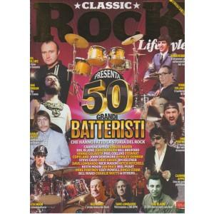Classic ROCK Lifestyle speciale 50 GRANDI BATTERISTI