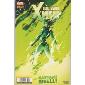 I NUOVISSIMI X-MEN 37 - I NUOVISSIMI X-MEN 2 - Marvel Italia