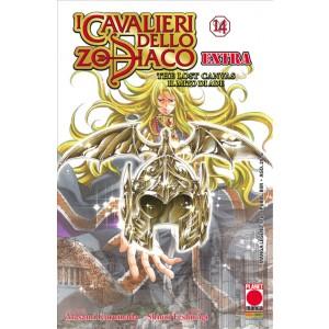 Manga: I CAVALIERI DELLO ZODIACO  EXTRA 14 - MANGA LEGEND 176 Planet Manga