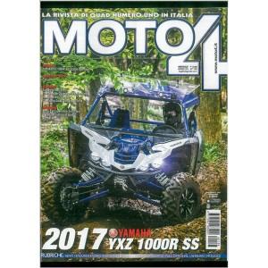Motoa 4 Mensile n. 138 Luglio/Agosto 2016