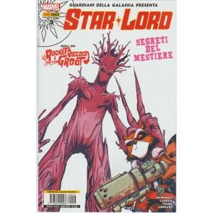 GUARDIANI DELLA GALASSIA PRESENTA STAR-LORD 3  vol. 18 - Marvel Italia