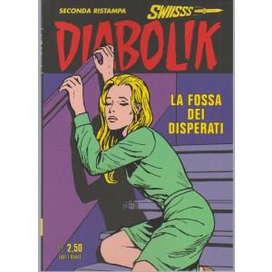 Diabolik Swiisss - Seconda Ristampa n. 266 Luglio 2016