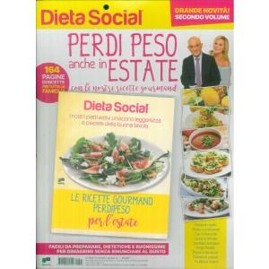 DIETA SOCIAL - Le Ricette Gourmand perdipeso per l'Estate