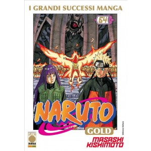 NARUTO MANGA GOLD 64 - Planet Manga