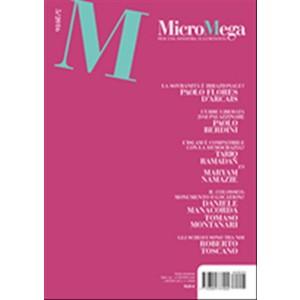 MicroMega 5/2016 in edicola dal 21 luglio + 2 reprint