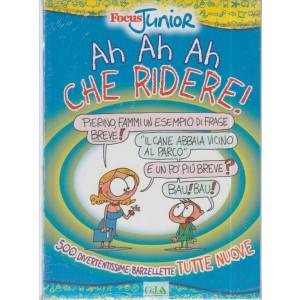 "Ah Ah Ah che ridere ""500 divertentissime barzellette"" by Focus Junior"