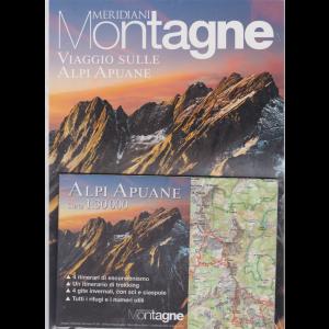 Meridiani Montagne - Viaggio sulle Alpi Apuane - n. 38  - semestrale