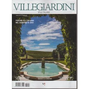 VILLEGIARDINI STILE ITALIANO. N. 7. LUGLIO 2016.