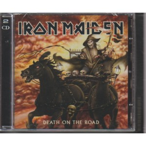 IRON MAIDEN. DEATH ON THE ROAD.