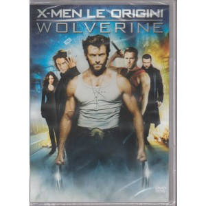 DVD X-MEN LE ORIGINI. WOLVERINE -