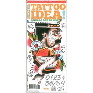 Tattoo Idea! quelli dei disegni - mensile n.211 Agosto 2016