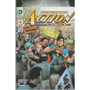 Superman Action Comics 03 - DC Comics Lion