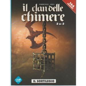 """Cosmo Serie Blu #46 - collana Il Clan Delle Chimere - vol. 2 di 2 """" Il Sortilegio"""""""