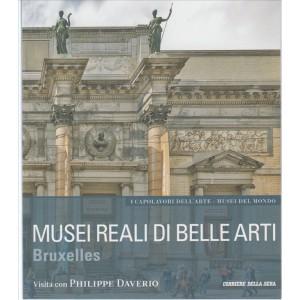 Musei reali di belle arti - Bruxelles - VISITA c/PHIL.DAVERIO. I MUSEI DEL MONDO