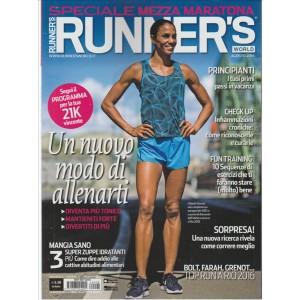Runner's World - mensile n. 8 Agosto 2016