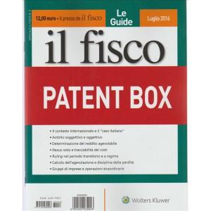 Patent Box - le guide de Il Fisco - in edicola dal 28 Luglio 2016