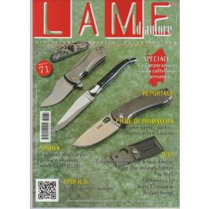 Lame D'autore - trimestrale n. 71 Luglio 2016