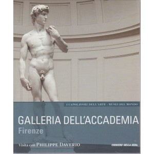 GALLERIA DELL'ACCADEMIA. FIRENZE.  VISITA CON PHILIPPE DAVERIO. N. 24.