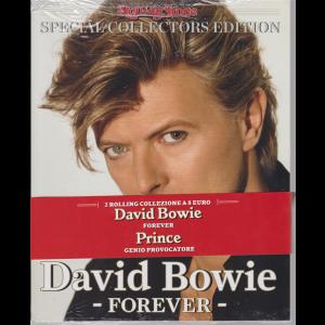 Rolling Collezione - Bowie + Prince - bimestrale - n. 12 - dicembre 2018 - 2 rolling collezione