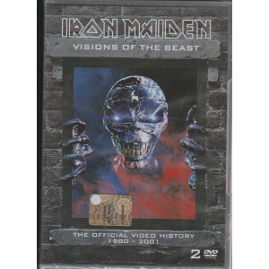 IRON MAIDEN. VISIONS OF THE BEAST. DOPPIO DVD.