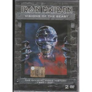 IRON MAIDEN. VISIONS OF THE BEAST.  DOPPIO DVD.
