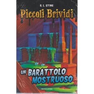 PICCOLI BRIVIDI. DI R. L. STINE. UN BARATTOLO MOSTRUOSO. N. 2.