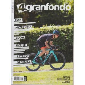 FOR 4 GRANFONDO MAGAZINE. N. 8. AGOSTO 2016.