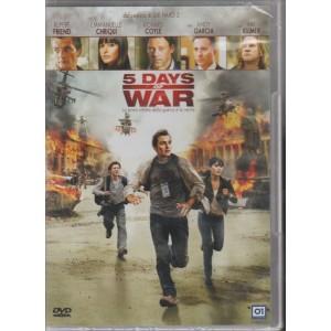 5 DAYS WAR. DAL REGISTA DI DIE HARD 2.