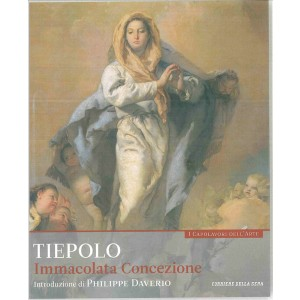 I capolavori dell'arte - Autoritratto di TIEPOLO - vol. 22