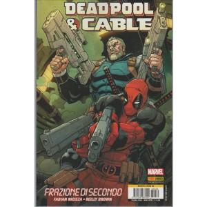 MARVEL ICON 30 - DEADPOOL & CABLE FRAZIONE DI SECONDO - Marvel Italia