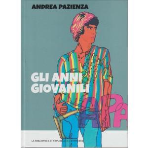 ANDREA PAZIENZA. GLI ANNI GIOVANILI. N. 12.