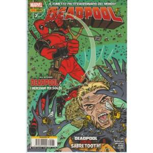 DEADPOOL 66 - DEADPOOL 7 - Marvel Italia