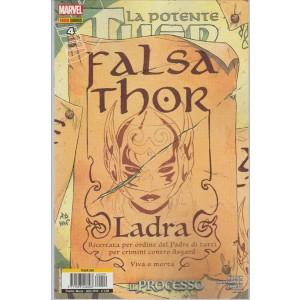 THOR 209 - LA POTENTE THOR 4 - Marvel Italia