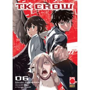 Manga: TK CROW 6 - PLANET MANGA PRESENTA 75