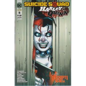 Suicide Squad/ Harley Quinn 15 - DC Comics Lion