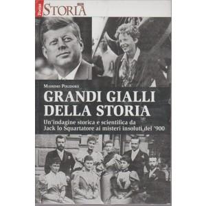 FOCUS STORIA LIBRI. GRANDI GIALLI DELLA STORIA. DI MASSIMO POLIDORO.