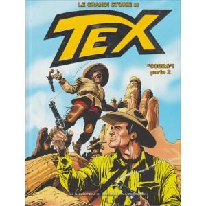 LE GRANDI STORIE DI TEX.N. 33. COBRA! PARTE 2.