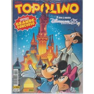 Topolino Disney - settimanale n. 3203 - 12 Aprile 2017