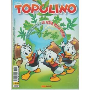 Topolino Disney - settimanale n. 3204 - 19 Aprile 2017