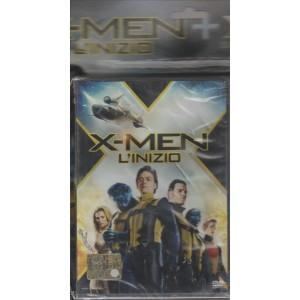 2 FILM. X-MEN  L'INIZIO. + X-MEN. GIORNI DI UN FUTURO PASSATO