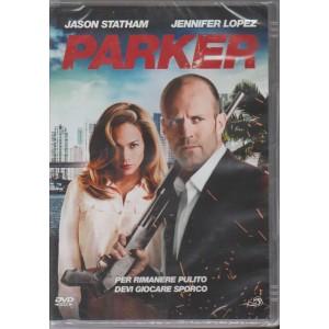 DVD - PARKER (PER RIMANERE PULITO DEVI GIOCARE SPORCO)- Regista: Taylor Hackford