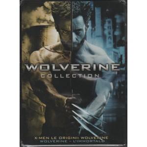 WOLVERINE COLLECTION. COFANETTO DA COLLEZIONE 2 FILM. X-MEN LE ORIGINI: WOLVERINE + WOLVERINE L'IMMORTALE.