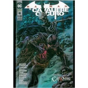 Batman Il Cavaliere Oscuro 46 - DC Comics Lion