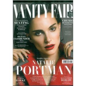 VANITY FAIR - settimanale n. 36 - 14 Settembre 2016 Natalie PORTMAN