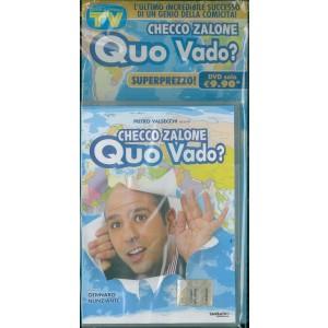 Dvd Quo Vado ? - Checco Zalone (Attore), Gennaro Nunziante (Regista)
