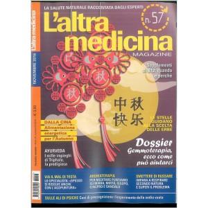 L'altra Medicina Magazine - mensile n. 57 Novembre 2016